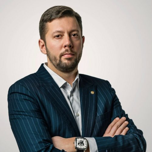 Delta Summit Malta Speakers 2019 Nikolay Shkilev